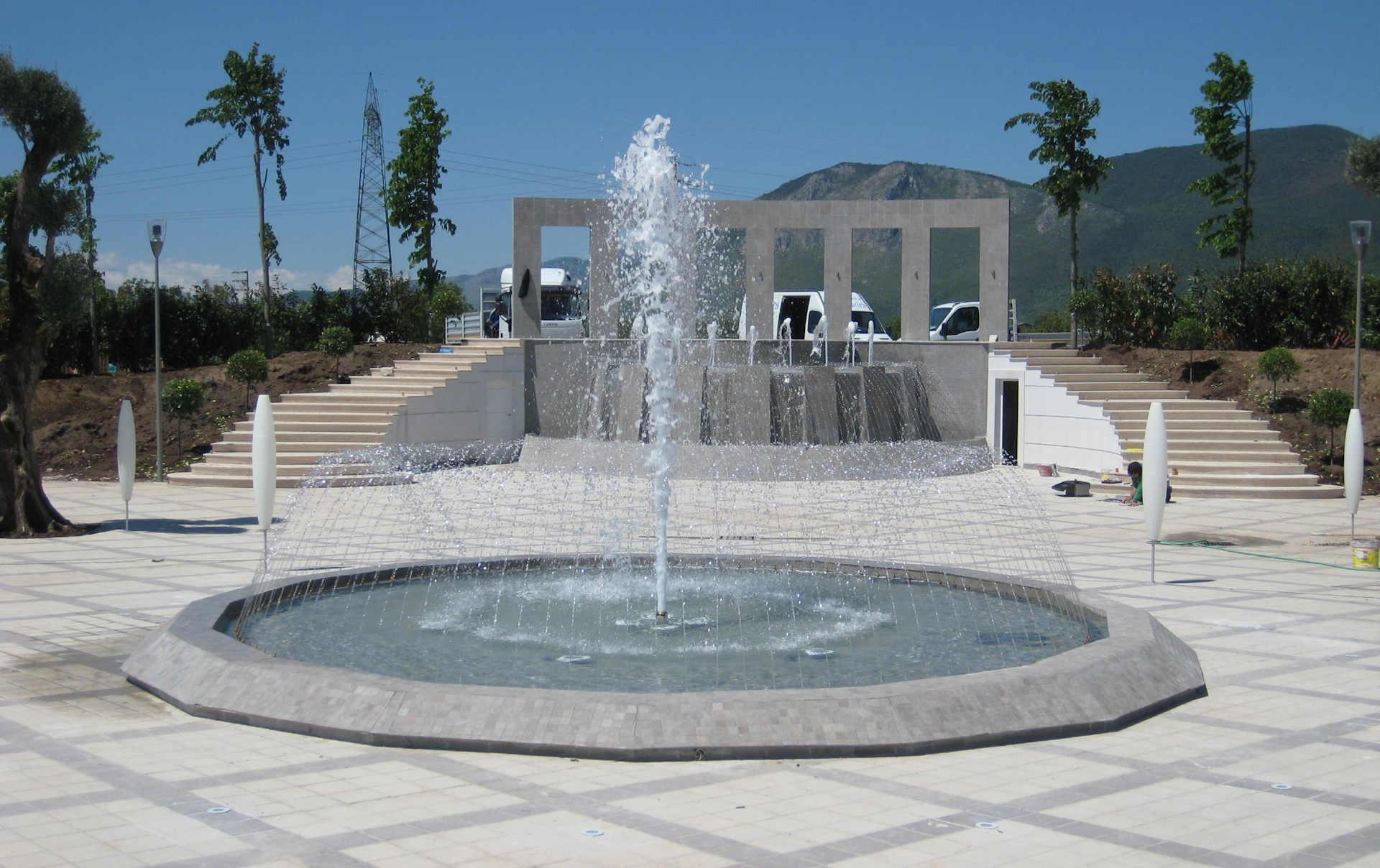 Fontane d acqua idee di design per la casa for Fontane per interni